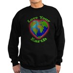 LoveYourEarth Sweatshirt (dark)