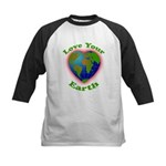 LoveYourEarth Kids Baseball Jersey