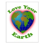 LoveYourEarth Small Poster