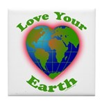 LoveYourEarth Tile Coaster