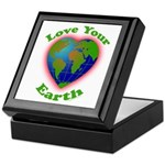 LoveYourEarth Keepsake Box