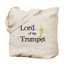 Lord of the Trumpet Tote Bag