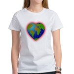 Earth Heart Women's T-Shirt
