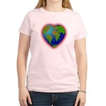 Earth Heart Women's Light T-Shirt