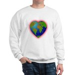 Earth Heart Sweatshirt