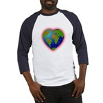 Earth Heart Baseball Jersey