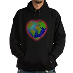 Earth Heart Hoodie (dark)