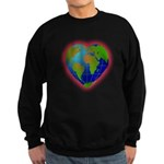 Earth Heart Sweatshirt (dark)