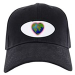 Earth Heart Black Cap