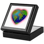 Earth Heart Keepsake Box