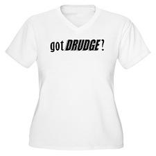 got DRUDGE? T-Shirt