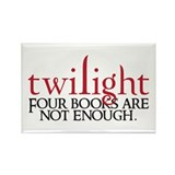 Funny Bella swan Rectangle Magnet (10 pack)