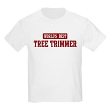Worlds best Tree Trimmer T-Shirt