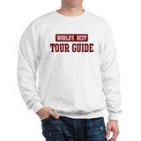 Worlds best Tour Guide Sweatshirt