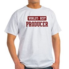 Worlds best Producer T-Shirt