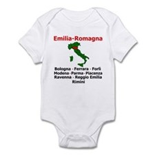 Emilia Romagna Infant Creeper