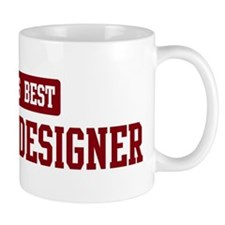 Worlds best Interior Designer Mug