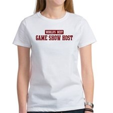 Worlds best Game Show Host Tee