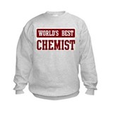 Worlds best Chemist Sweatshirt