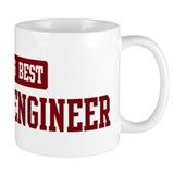 Worlds best Ceramic Engineer Mug