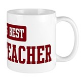 Worlds best Drama Teacher Small Mug