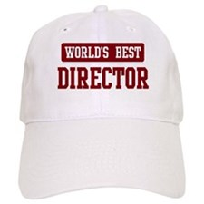 Worlds best Director Baseball Cap
