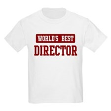 Worlds best Director T-Shirt