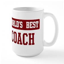 Worlds best Coach Mug