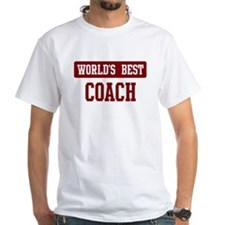 Worlds best Coach Shirt