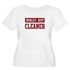 Worlds best Cleaner T-Shirt
