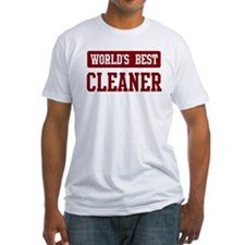 Worlds best Cleaner Shirt