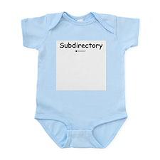 Subdirectory - Infant Creeper