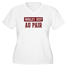 Worlds best Au Pair T-Shirt