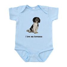 Havanese Love Infant Bodysuit
