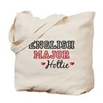 English Major Hottie Tote Bag