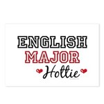 English Major Hottie Postcards (Package of 8)