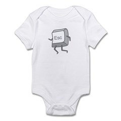 Esc Infant Bodysuit