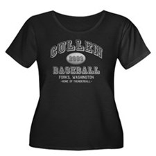 Cullen Baseball 2009 Women's Plus Size Scoop Neck