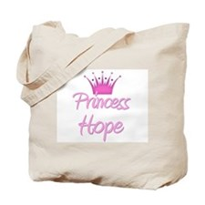 Princess Hope Tote Bag