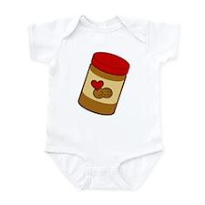 Jar of Peanut Butter Infant Bodysuit