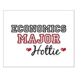 Economics Major Hottie Small Poster