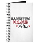 Marketing Major Hottie Journal