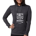 Take the girl out of Jersey Women's Long Sleeve