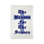 Reason for the Season Rectangle Magnet (10 pack)