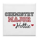 Chemistry Major Hottie Tile Coaster