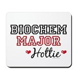 Biochem Major Hottie Mousepad