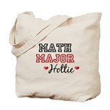 Math Major Hottie Tote Bag