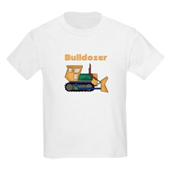 BullDozer Kids Light T-Shirt