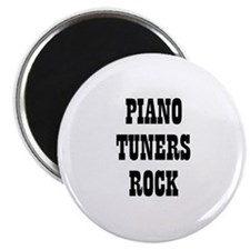 PIANO TUNERS ROCK Magnet