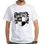Van De Wall Coat of Arms White T-Shirt